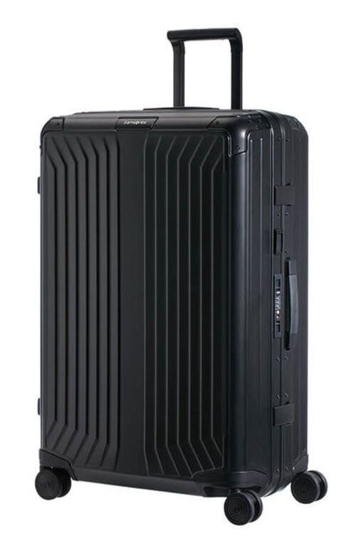Samsonite LITE-BOX ALU  76公分黑色旅行箱