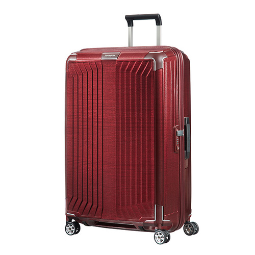 Samsonite Lite-Box  深紅色81公分旅行箱
