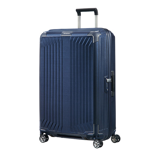 Samsonite Lite-Box  深藍色81公分旅行箱