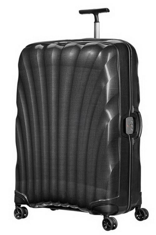 Samsonite Lite-Locked 81公分黑色旅行箱