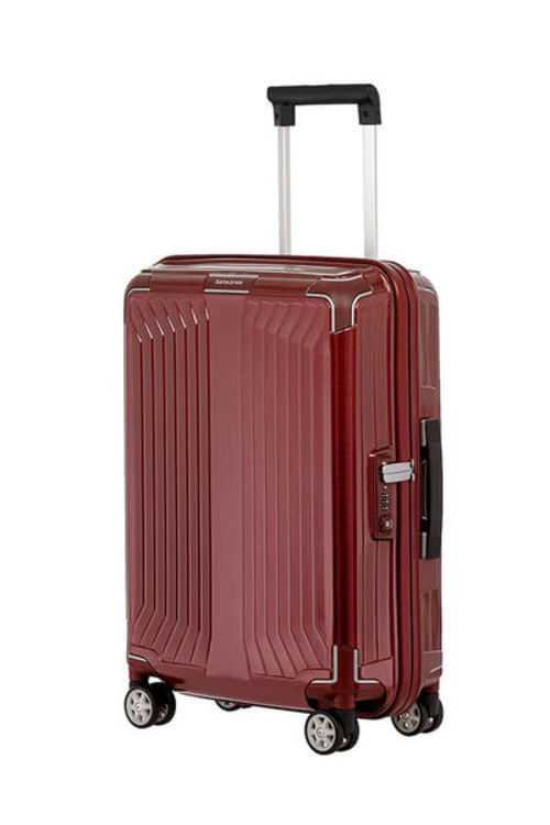 Samsonite Lite-Box  深紅色55公分登機箱