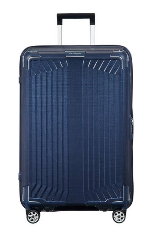 Samsonite Lite-Box  深藍色75公分旅行箱
