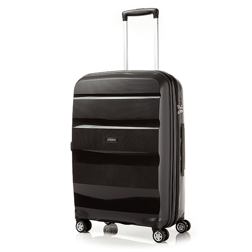 American Tourister Bon Air Deluxe 66公分黑色旅行箱
