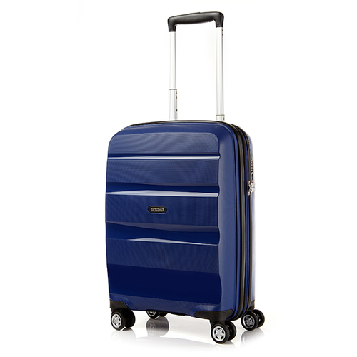 American Tourister Bon Air Deluxe 55公分午夜藍登機箱