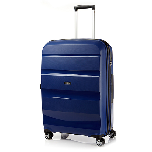 American Tourister Bon Air Deluxe 75公分午夜藍旅行箱