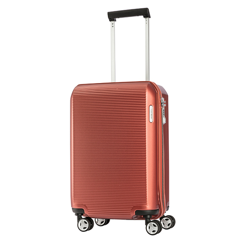 Samsonite ARQ 55公分銅紅色登機箱  |登機箱(1-3天)