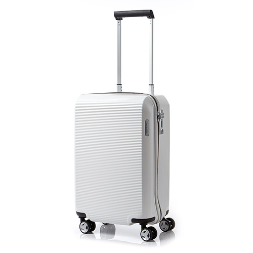 Samsonite ARQ 55公分 白色登機箱  |登機箱(1-3天)