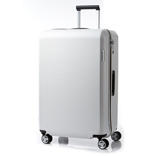 Samsonite ARQ 75公分白色旅行箱