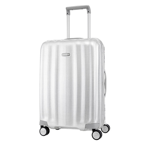 Samsonite Black Label  Lite-Cube FR 68公分亮銀色旅行箱示意圖