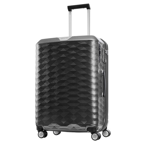 Samsonite polygon  69公分深灰色旅行箱