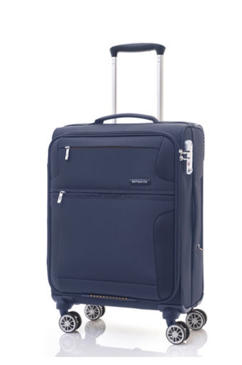 Samsonite CROSSLITE 55公分海水藍登機箱