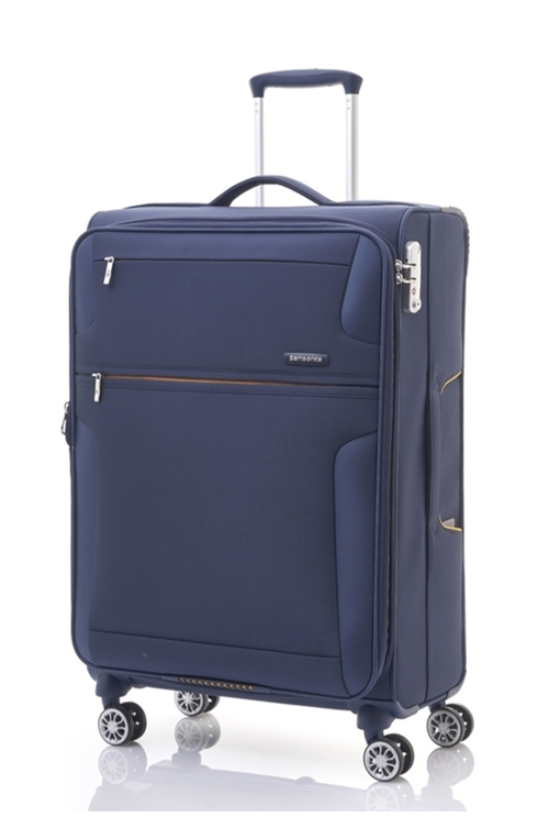Samsonite CROSSLITE 78.5公分海水藍旅行箱  |大箱(10天以上)
