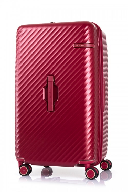 Samsonite STEM  76公分 紅色旅行箱