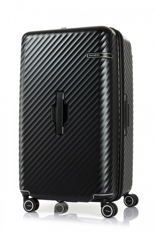 Samsonite STEM  76公分 黑色旅行箱  |samsonite