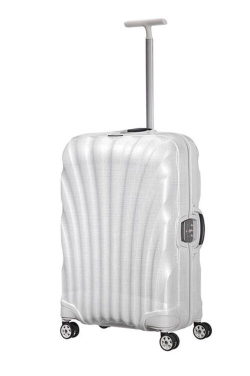 Samsonite  Lite-Locked 69公分白色旅行箱