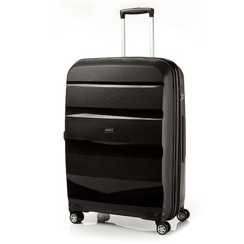 American Tourister Bon Air Deluxe 75公分黑色色旅行箱