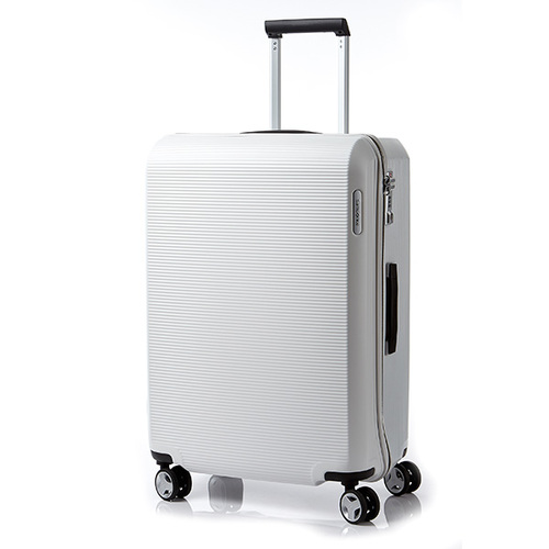 Samsonite ARQ 69公分白色旅行箱