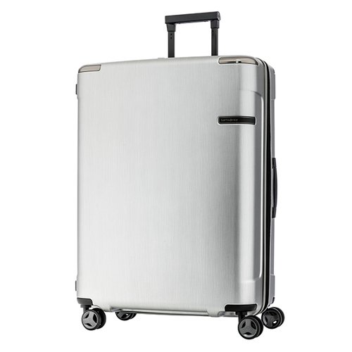 Samsonite EVOA 75公分刷色銀旅行箱
