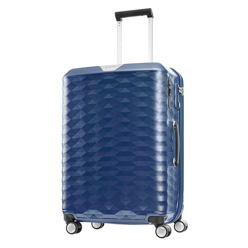 Samsonite polygon  69公分藍色旅行箱