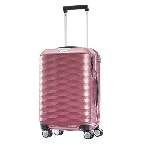 Samsonite polygon  55公分粉紅色登機箱  |登機箱(1-3天)
